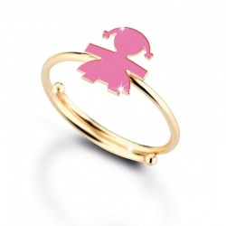 Le Bebe' Primegioie anello oro giallo