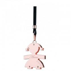 Le Bebe' I Classici ciondolo oro rosa