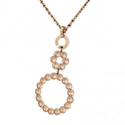 Rebecca Palm Beach collana bronzo