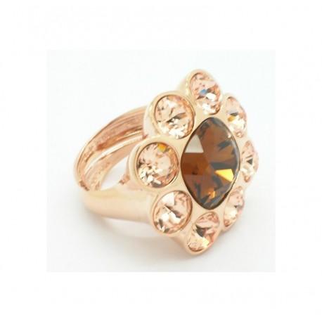 Rebecca Palm Beach anello bronzo